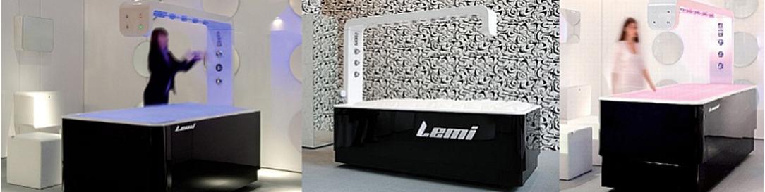 спа концепт Aemotio SPA, LEMI