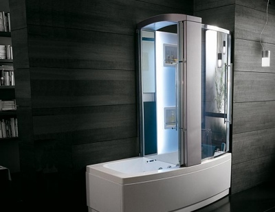 ванна с душевым боксом, Teuco, Talocci design