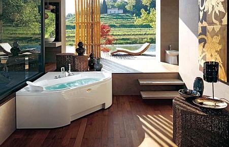 ванна Jacuzzi J Sha Mi Corner