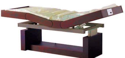 спа кушетка с водяным матрасом NILO